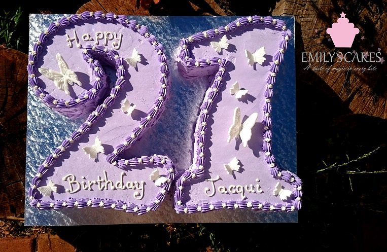 Number Birthday Cakes Creative Number Shaped Cakes Emilys