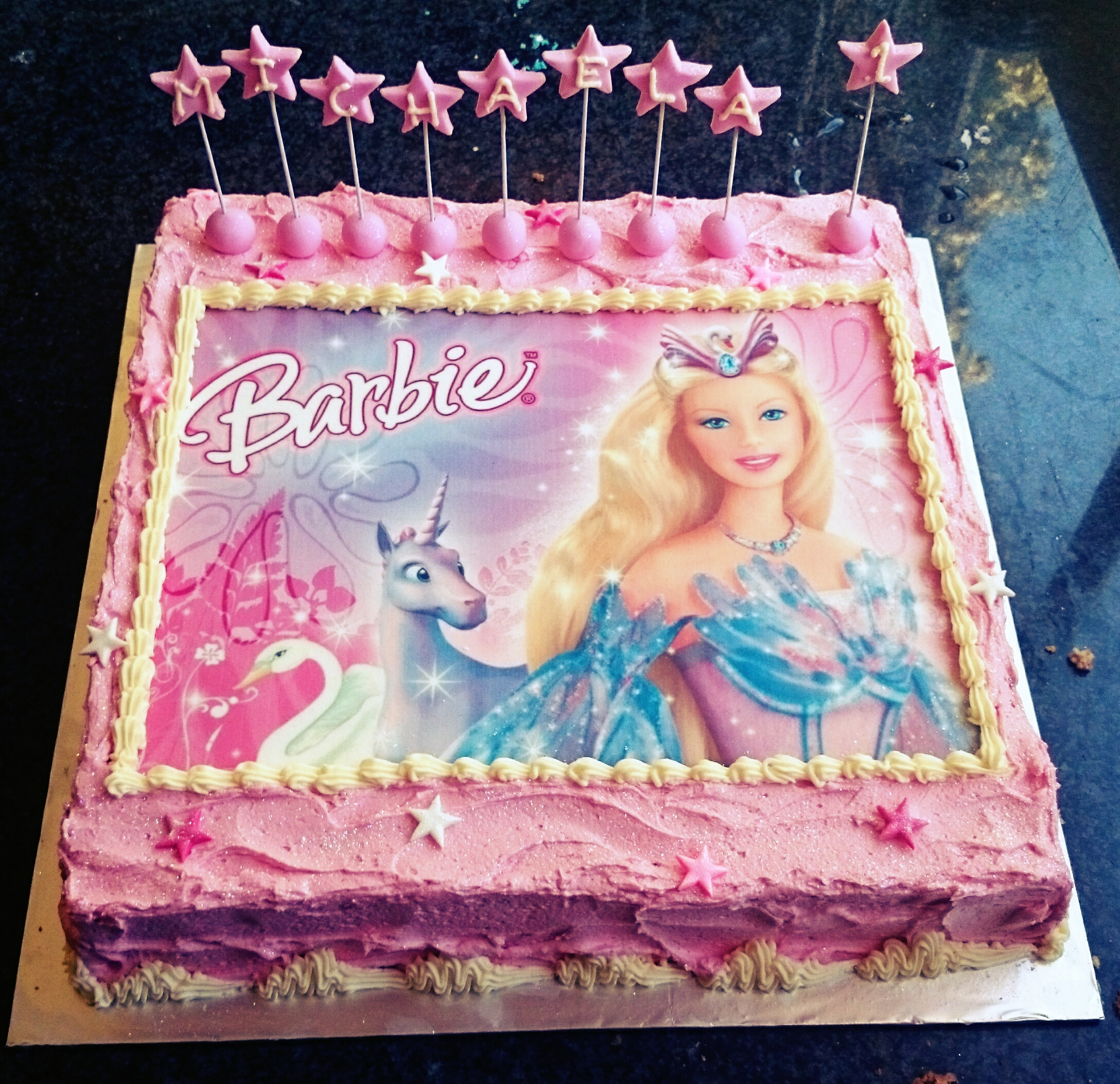 Barbie Girl Cakes Emily S Cakesemily