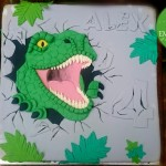 T-Rex-Fondant-