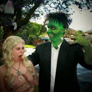 Frankenstein And Kaleesie resized